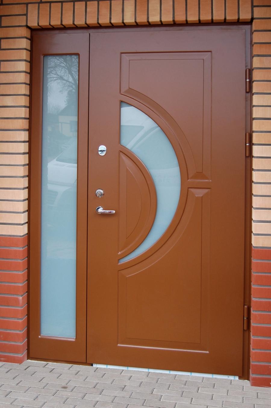 стальные металлические двери наружние
