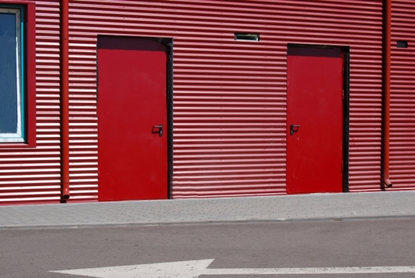Specialios durys 1