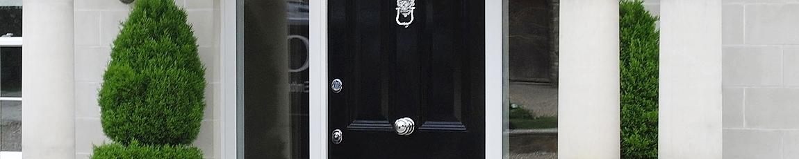 Totum lauko durys